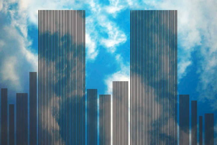 """Pre911/Twin Towers Once Stood"""
